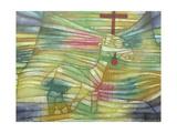 The Lamb, 1920 Gicléedruk van Paul Klee