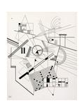 Untitled, 1925 ジクレープリント : ワシリー・カンディンスキー