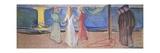 Desire, 1906-1907 Giclee-trykk av Edvard Munch