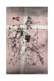 Tightrope Walker; Seiltanzer, 1923 Giclée-vedos tekijänä Paul Klee