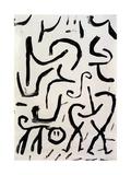 抽象アート ジクレープリント : パウル・クレー