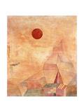 Fairy Tale, 1929 Gicléetryck av Paul Klee
