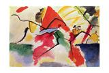 Improvvisazione N. 5, 1911 Stampa giclée di Wassily Kandinsky