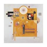 Soft Pressure, 1931 Gicleetryck av Wassily Kandinsky