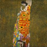 Hope II Poster by Gustav Klimt