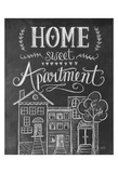 Home Sweet Apartment Posters