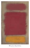 Mark Rothko - Untitled, 1968 - Reprodüksiyon