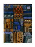 Early Chill, 1937 Lámina giclée por Paul Klee