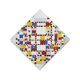 Victory Boogie Woogie (Unfinished), 1944 Giclée-tryk af Piet Mondrian