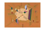 Diagonale, 1930 Stampa giclée di Wassily Kandinsky