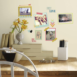 BFF Frames Peel and Stick Wall Decals Wall Decal