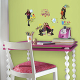 Girl Meets World Peel and Stick Wall Decals Wall Decal