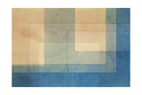 House by the Water; Haus Am Wasser, 1930 Giclée-tryk af Paul Klee