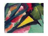 Composizione N. 7, 1913 Stampa giclée di Wassily Kandinsky