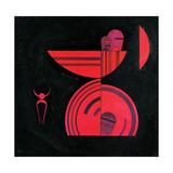 Starr, 1931 Giclée-Druck von Wassily Kandinsky