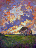 Sky Burst Posters by Erin Hanson