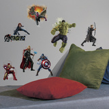 Avengers: Age of Ultron Peel and Stick Wall Decals Wall Decal