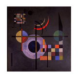Contrappesi, 1926 Stampa giclée di Wassily Kandinsky