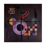 Counterweights, 1926 Lámina giclée por Wassily Kandinsky