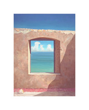 Outside Looking Out Giclee Print by Fenner Ball
