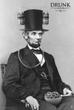 Drunk History - Lincoln Poster