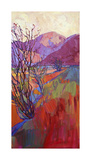 Ocotillo Triptych (right) Giclee Print by Erin Hanson
