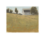 High Meadow Farm Giclee Print by Fenner Ball