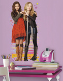 Girl Meets World Riley & Maya Peel and Stick Giant Wall Decals Wall Decal