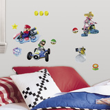 Mario Kart 8 Peel and Stick Wall Decals Wall Decal