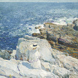 The South Ledges, Appledore, 1913 Prints by Childe Hassam