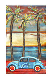 Beach Buggin Giclee Print by Danny Phillips