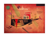 Whimsical, 1930 ジクレープリント : ワシリー・カンディンスキー