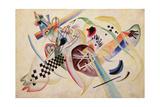 Composition No. 224, 1920 Lámina giclée por Wassily Kandinsky
