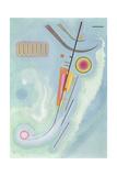 Leger, Abstract Art, 1930 Lámina giclée por Wassily Kandinsky