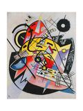White Point, 1923 Lámina giclée por Wassily Kandinsky
