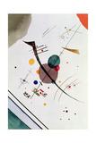 Senza titolo, 1923 Stampa giclée di Wassily Kandinsky