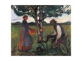 Fertility, 1899-1900 Giclee-trykk av Edvard Munch