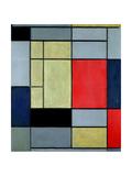 Composition I, 1920 Giclee-trykk av Piet Mondrian