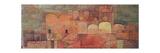 Cathedral, 1932 (No 27) Lámina giclée por Paul Klee