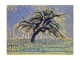Apple Tree in Blue, 1908-09 Giclée-Druck von Piet Mondrian