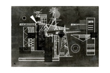 Construction with Points, 1927 ジクレープリント : ワシリー・カンディンスキー
