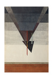 Discesa, 1925 Stampa giclée di Wassily Kandinsky