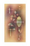 Durchsicht, 1930 Lámina giclée por Wassily Kandinsky
