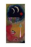From Light into Dark, 1930 Gicléetryck av Wassily Kandinsky