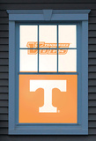 University of Tennessee Smokey IX Dual WOWindow Poster Window Decal