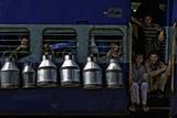 Train Photographic Print by Prateek Dubey