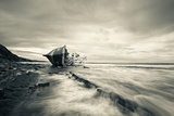 Defeated by the Sea Photographic Print by Inigo Barandiaran