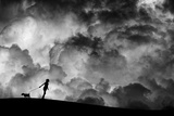 Prelude to the Dream Lámina fotográfica por Hengki Lee