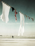 Washday Photographic Print by Manuela Deigert