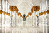 Sheikh Zayed Mosque - Abu Dhabi Photographic Print by Sedef Isik